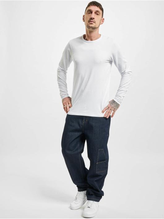 Southpole Loose Fit Jeans Script indigo