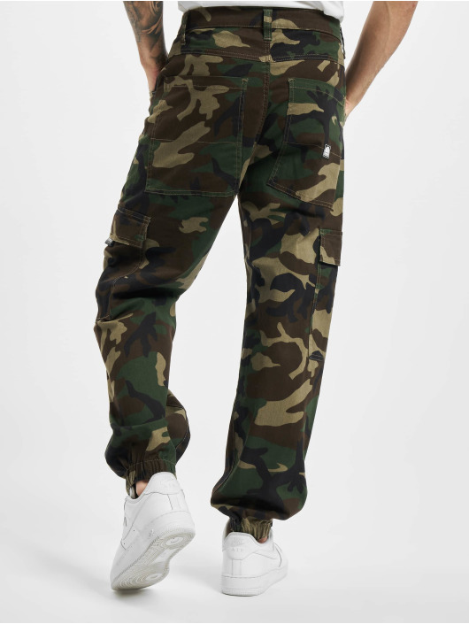 Southpole Pantalon cargo Camo camouflage