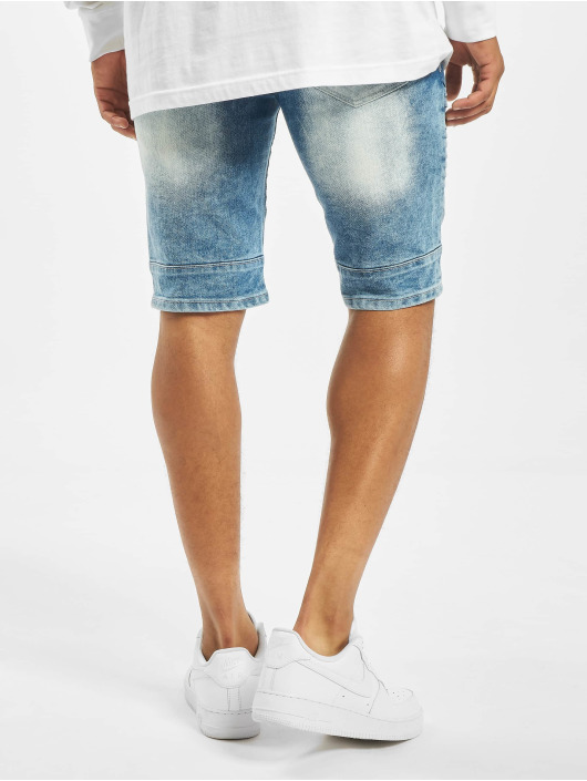 Southpole Pantalón cortos Biker azul