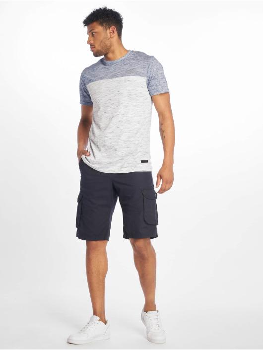 Southpole Pantalón cortos Belted azul