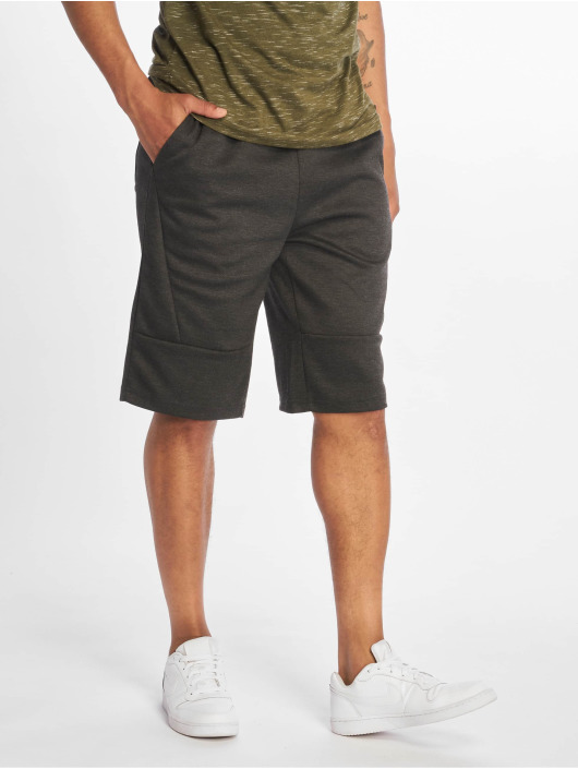 Southpole Pantalón cortos Tech Fleece Uni gris