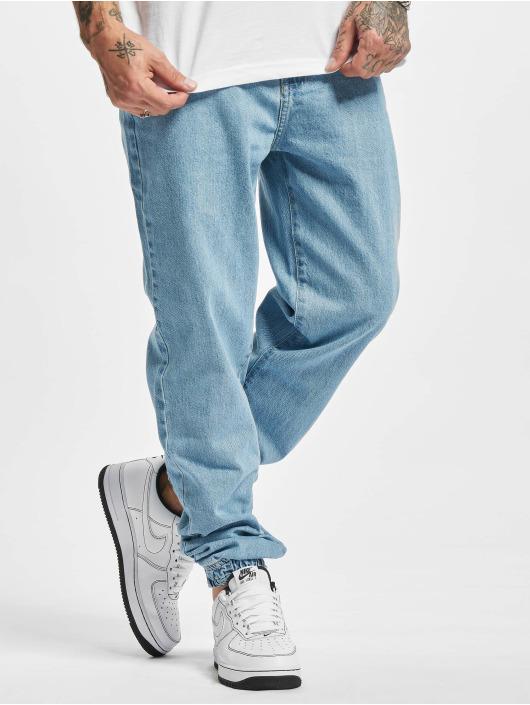 Southpole Pantalón deportivo Denim Jogger azul