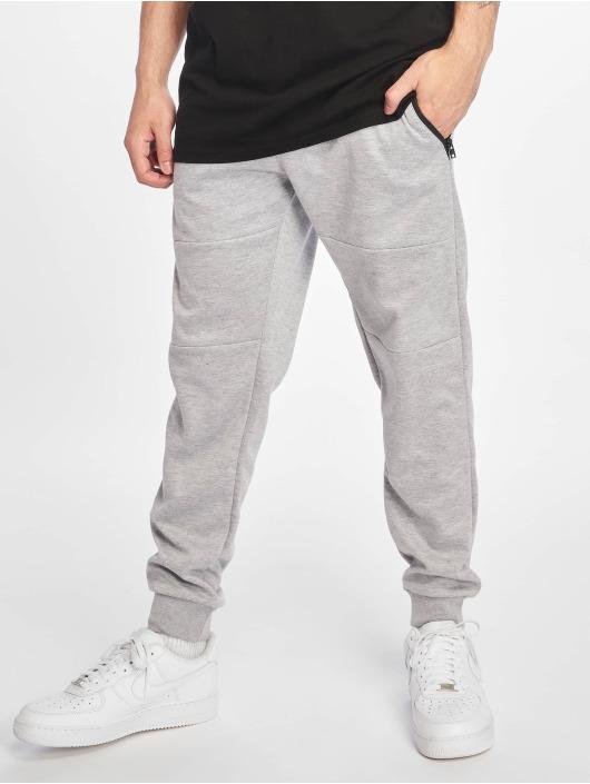 Southpole Pantalón deportivo Basic Tech Fleece gris
