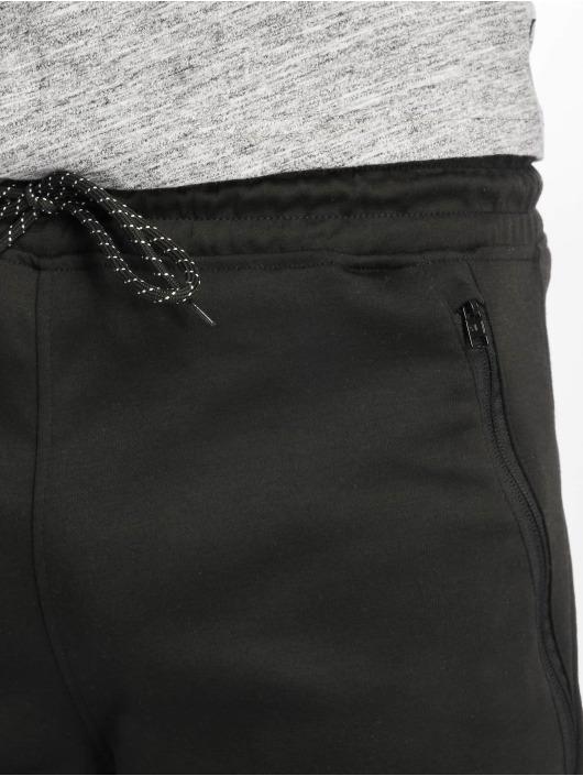 Southpole Pantalón deportivo Basic Tech negro