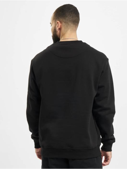 Southpole Pullover Check schwarz