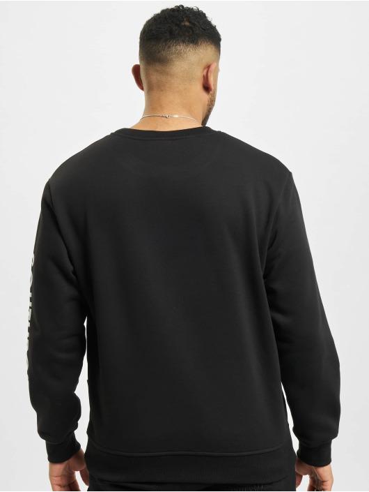 Southpole Pullover 3D schwarz
