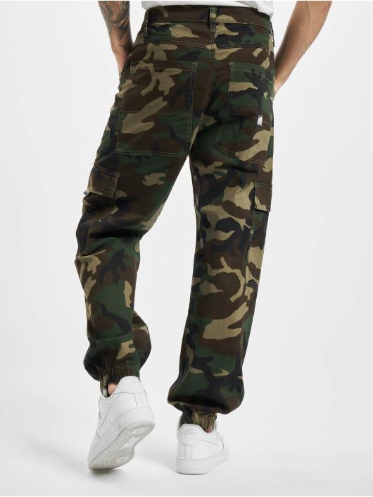 Southpole Reisitaskuhousut Camo camouflage