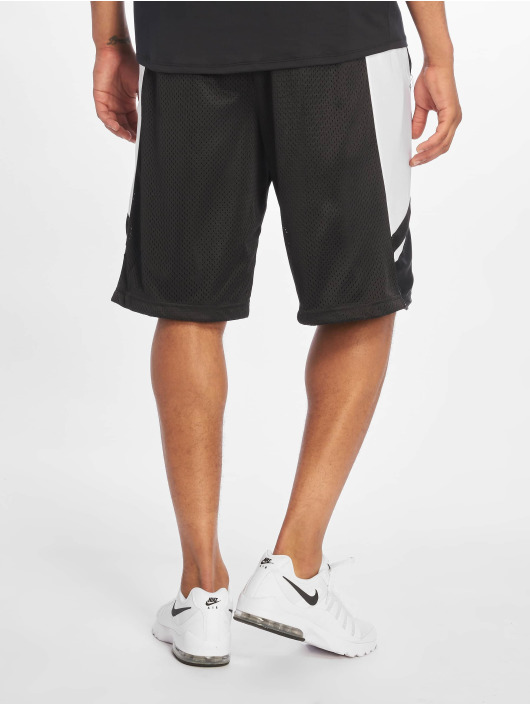 Southpole Short Basketball Mesh black