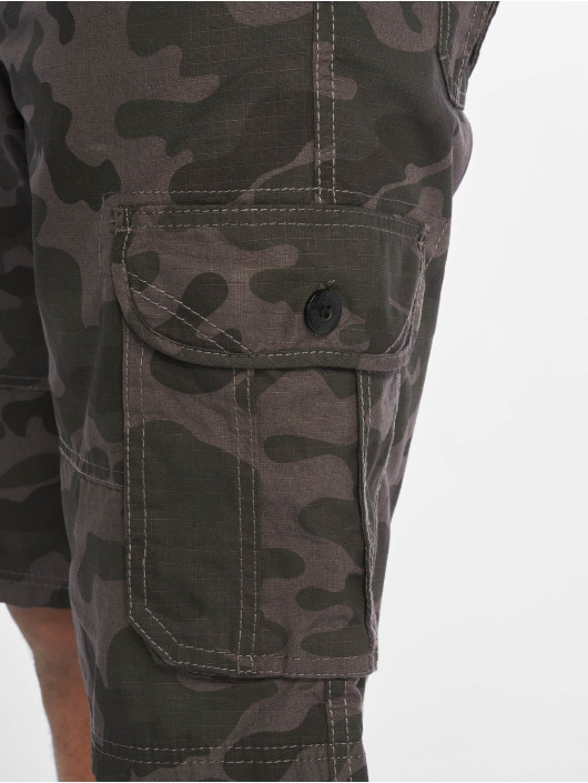 Southpole Short Belted gray