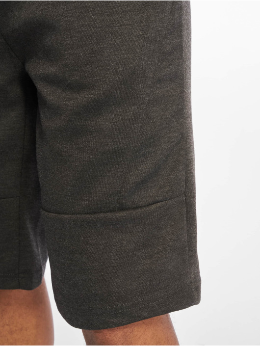 Southpole Short Tech Fleece Uni gris