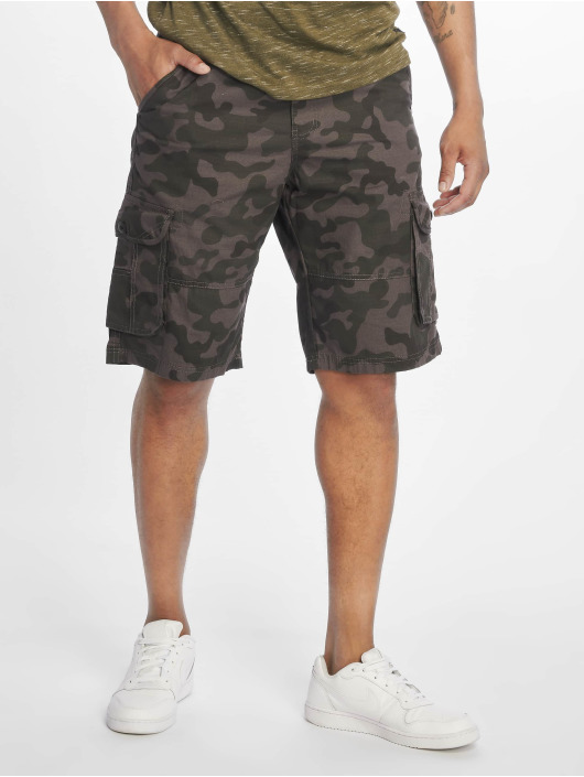Southpole Short Belted gris