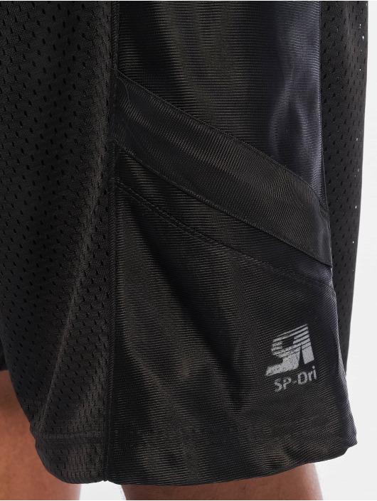 Southpole Shorts Basket Basketball Mesh noir