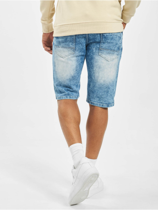 Southpole Shorts Basic Denim blå