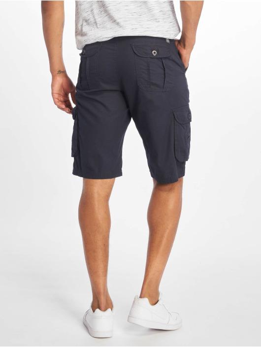 Southpole Shorts Belted blå