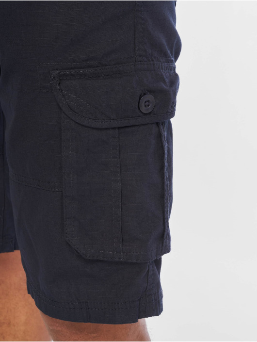 Southpole Shorts Belted blau
