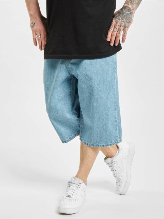 Southpole Shorts Denim blau