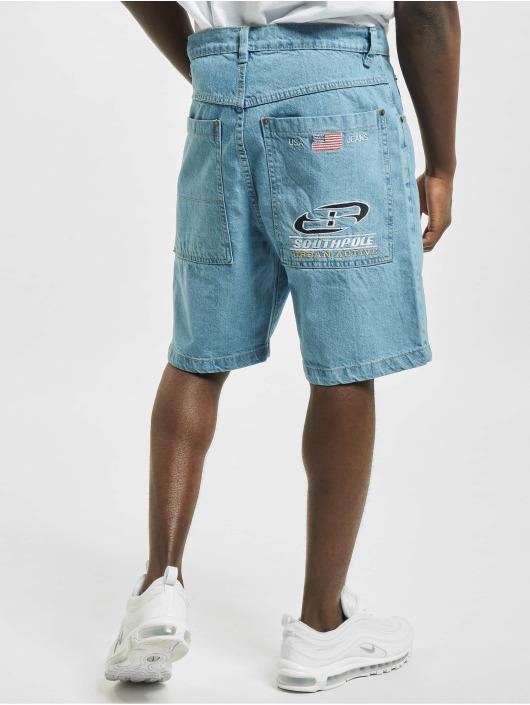 Southpole Shorts Shorts blau