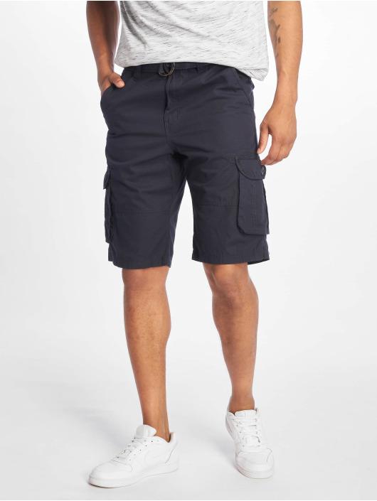 Southpole Shorts Belted blu