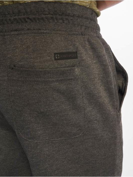 Southpole Shorts Tech Fleece Uni grå