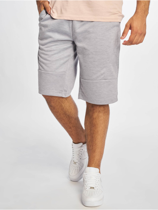 Southpole Shorts Tech Fleece Uni grau