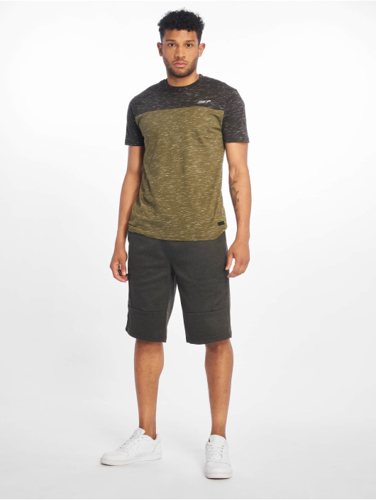 Southpole Shorts Tech Fleece Uni grigio