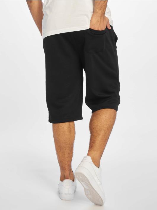 Southpole Shorts Tech Fleece Uni nero