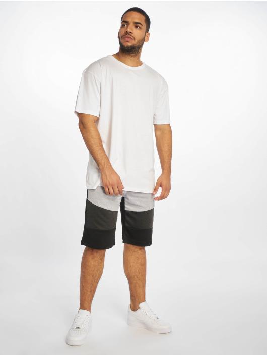 Southpole Shorts Color Block Tech Fleece svart