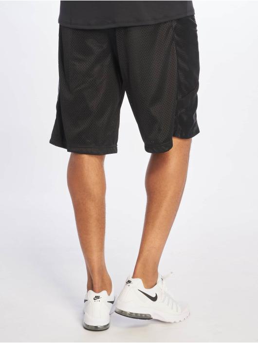 Southpole Shorts Basketball Mesh svart