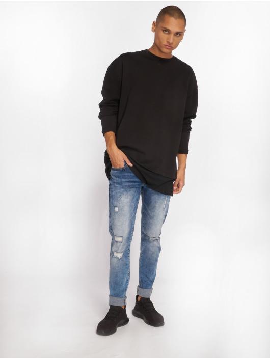 Southpole Skinny Jeans Flex Ripped blau