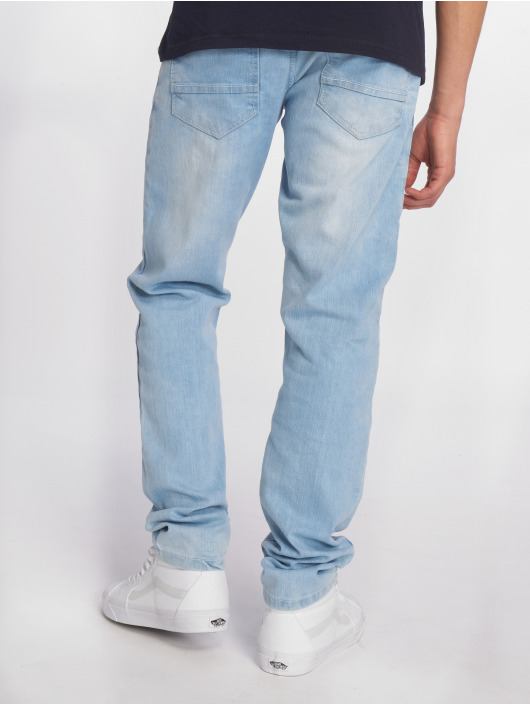 Southpole Slim Fit Jeans Flex Basic blau