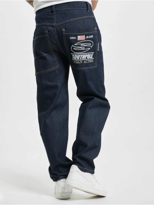 Southpole Straight Fit Jeans Straight Fit indigo