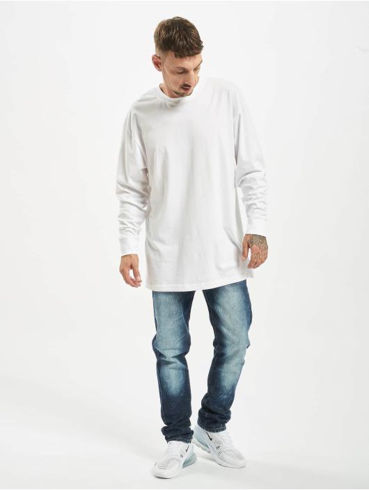 Southpole Straight Fit Jeans Stretch Basic Denim modrý
