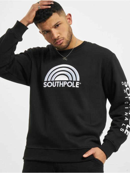 Southpole Sweat & Pull 3D noir
