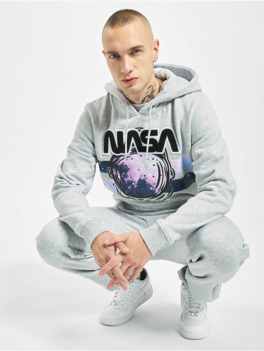 Southpole Sweat capuche Nasa Astronaut gris