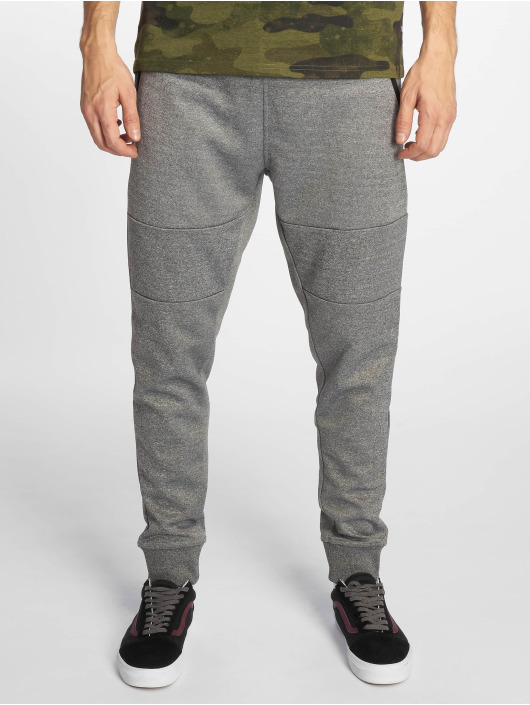 Southpole Sweat Pant Marled Tech Fleece grey