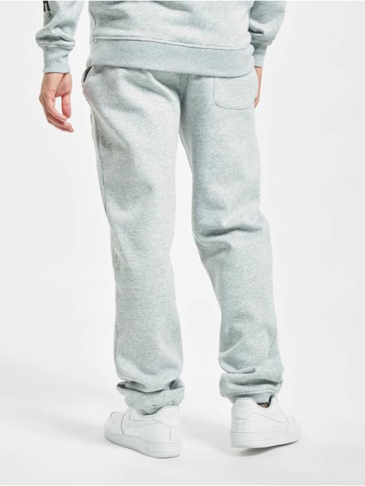 Southpole Sweat Pant Nasa Insignia Logo grey