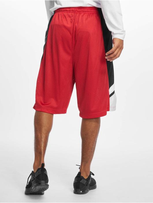 Southpole Szorty Basketball Mesh czerwony