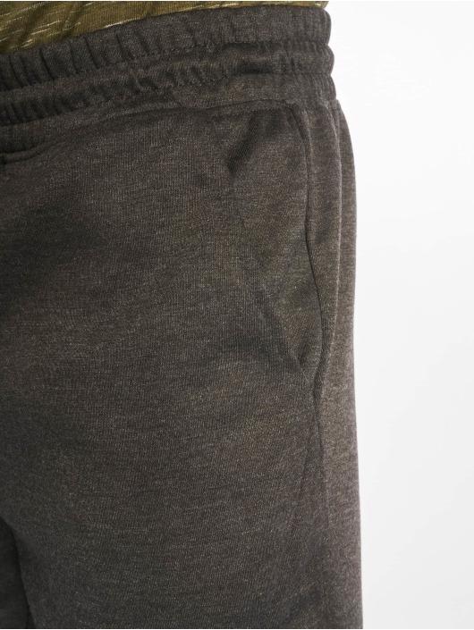 Southpole Szorty Tech Fleece Uni szary