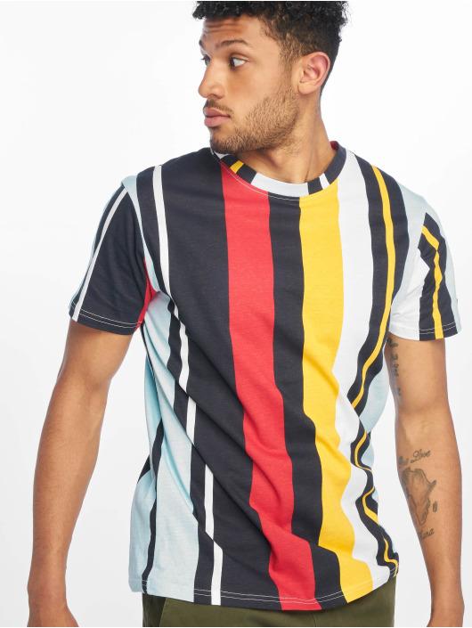 Southpole T-shirt Vertical Block blå