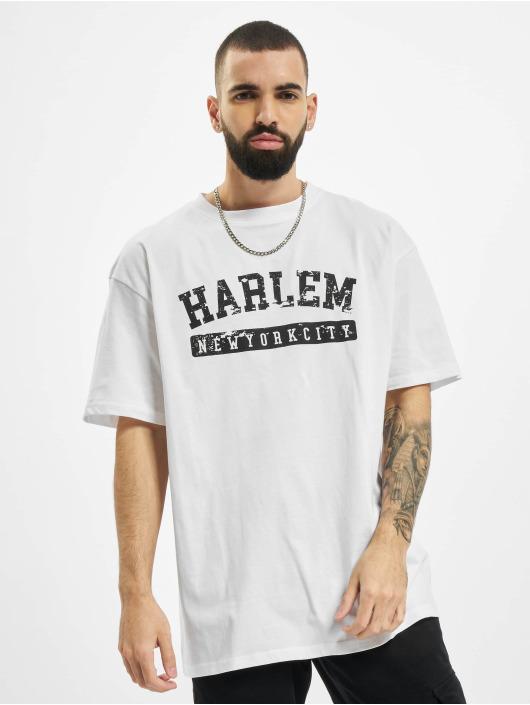 Southpole T-Shirt Harlem blanc