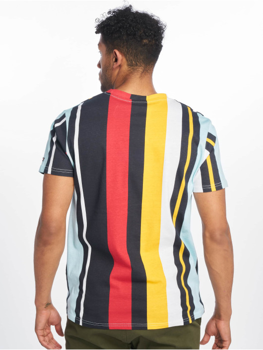 Southpole T-Shirt Vertical Block blau