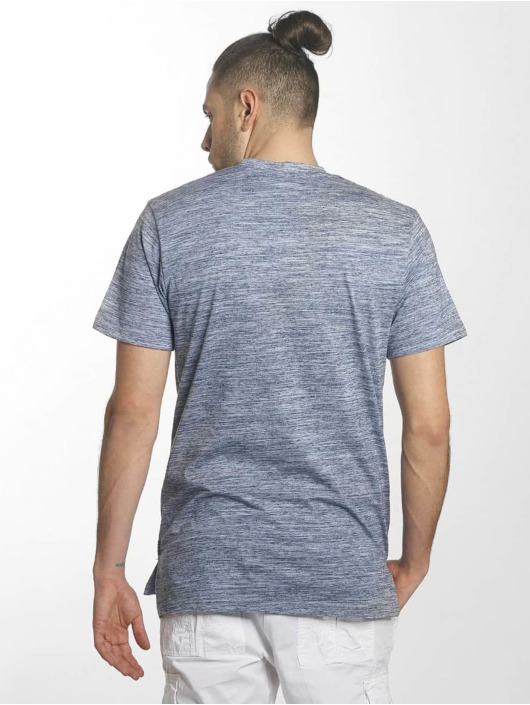 Southpole T-Shirt Marbled blue