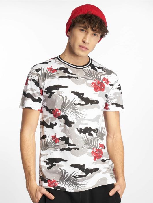 Camo Print T Noir shirt 644415 Southpole Tropical Homme 5A4jLq3R