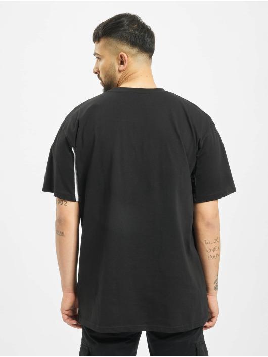 Southpole T-Shirt Block Logo noir