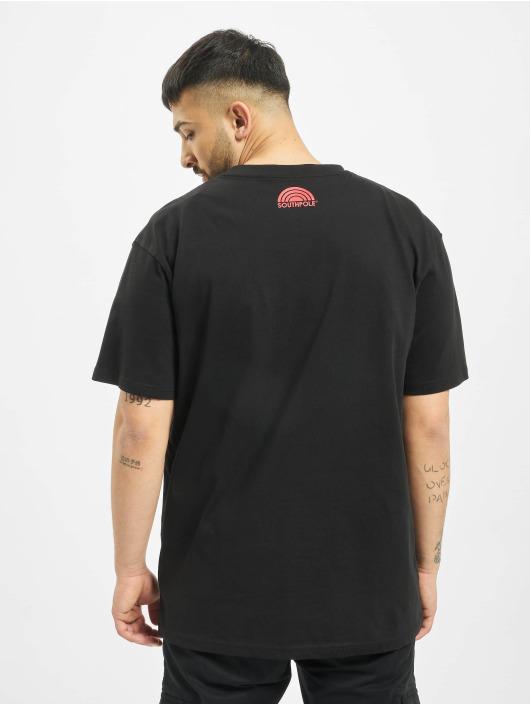 Southpole T-Shirt Written noir