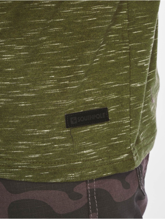 Block Homme Southpole T shirt Color 675307 Tech Olive Yfy7b6g