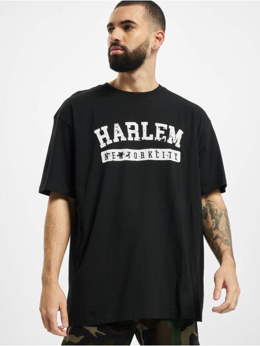 Southpole T-shirt Harlem svart