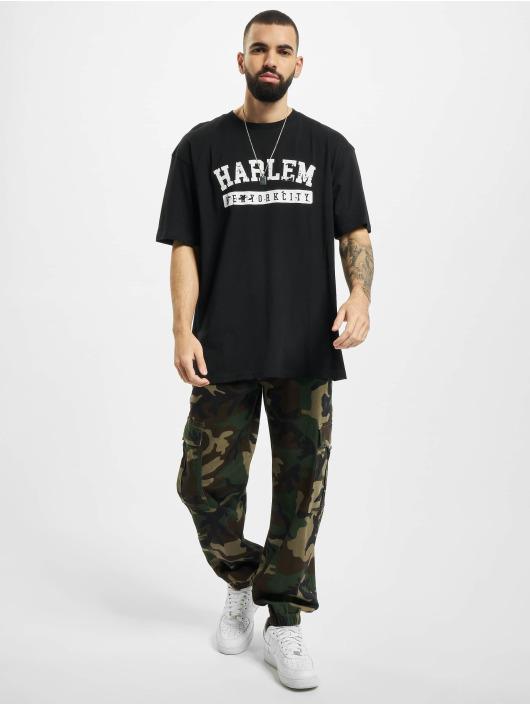 Southpole t-shirt Harlem zwart