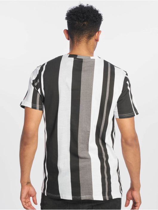 Southpole T-Shirty Vertical Block czarny
