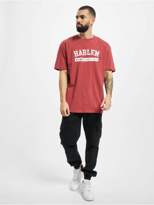 Southpole T-Shirty Harlem czerwony